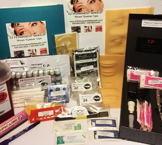 KITS MICROBLADING & PERMANENT MAKEUP
