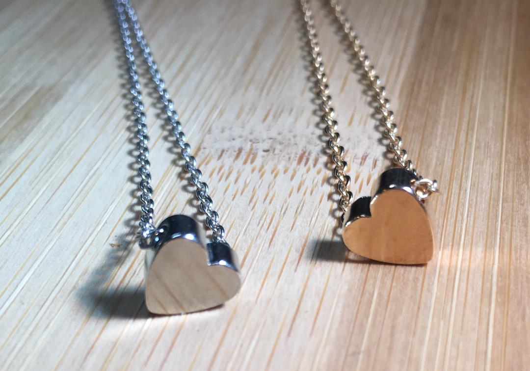 Floating Heart Necklace FREE SHIPPING!!