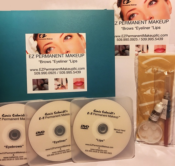 3 DVD Educational Kit
