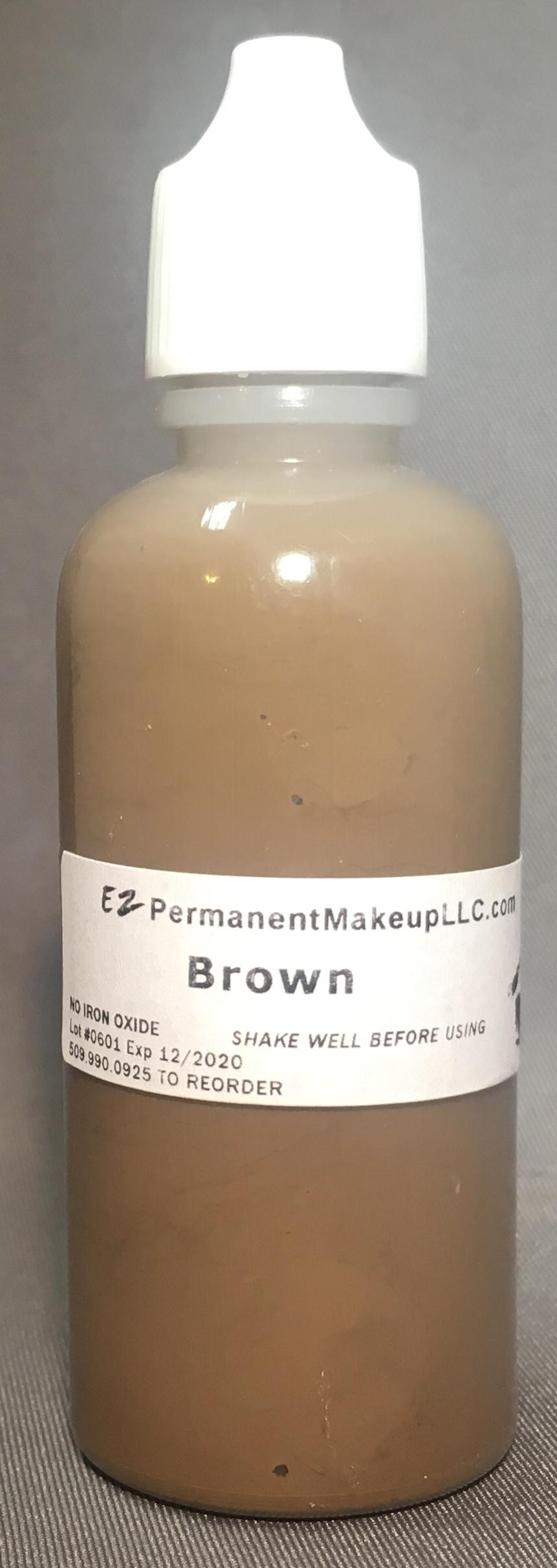 Brown Pigment 1oz