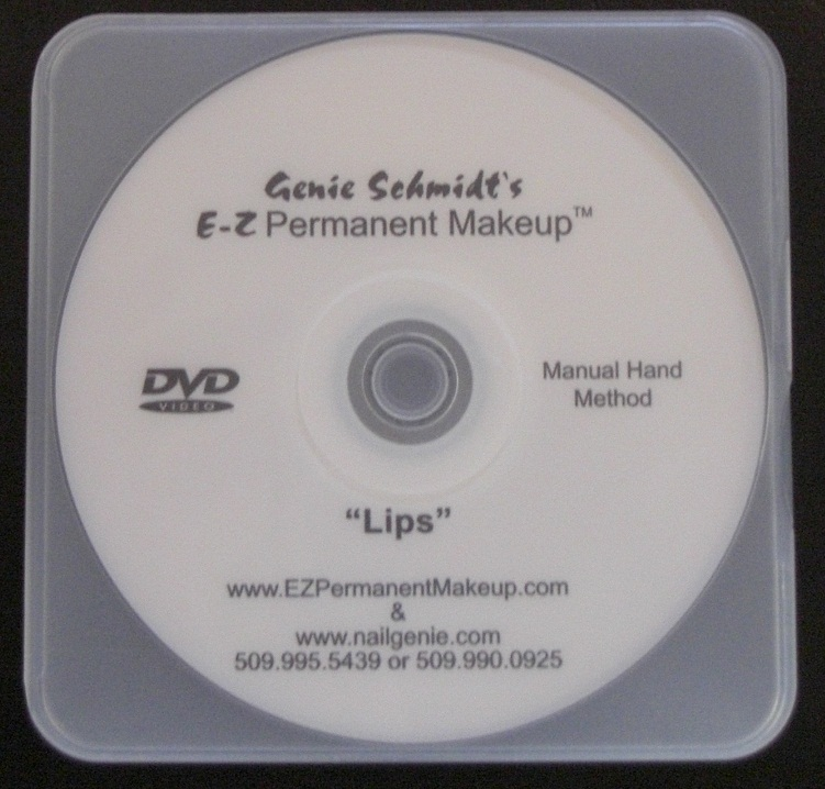 Lips Instructional DVD
