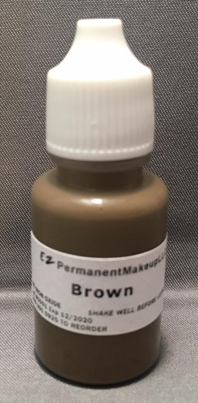 Brown Pigment 1/3oz