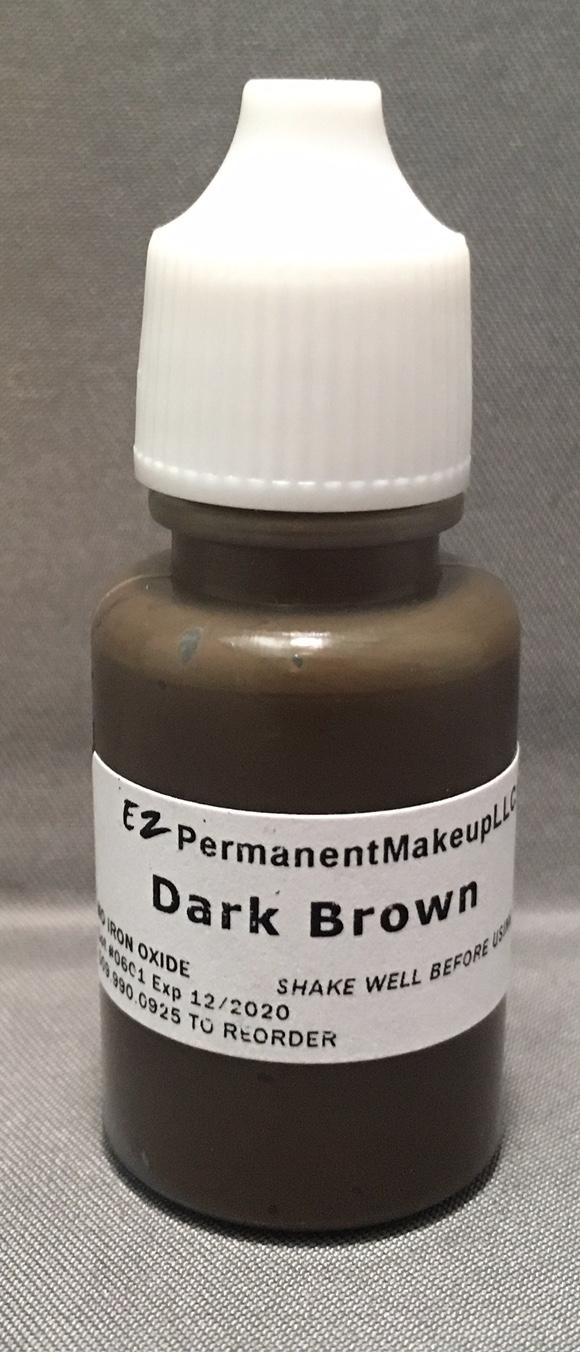 Dark Brown Pigment 1/3oz