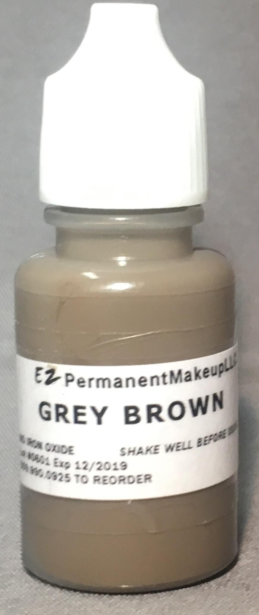 Grey Brown Pigment 1/3oz