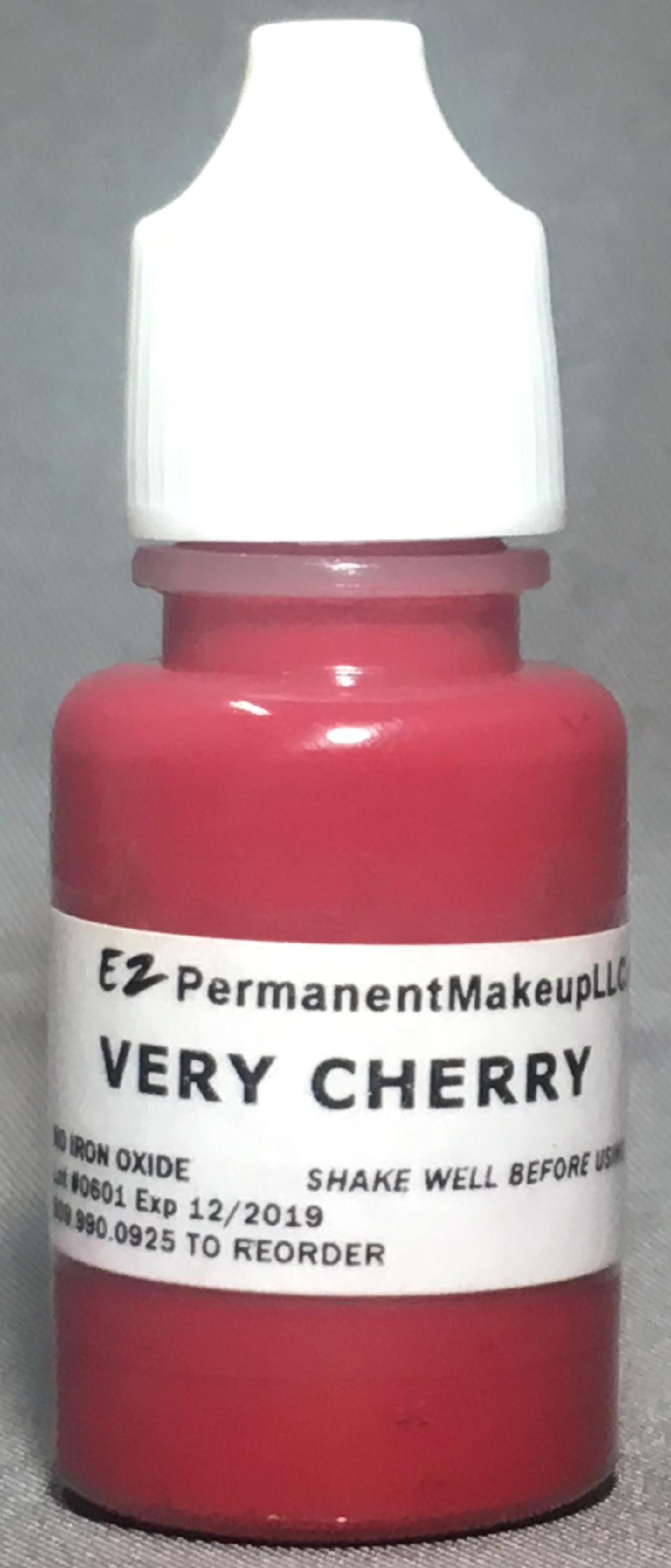 Very Cherry Pigment 1/3oz