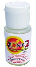 Zone 2 Anesthetic